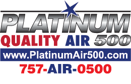 PLATINUM HEATING & AIR 500